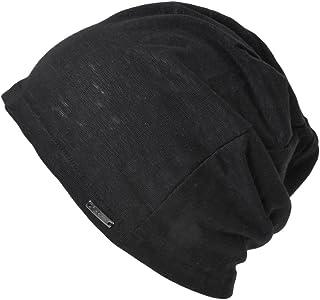 CHARM wind リネン サマーニット帽 [ フリーサイズ / 全6色展開 ] 夏用/麻/ビッグワッチ/ビーニー/医療用帽子/薄手/帽子/メンズ/レディース