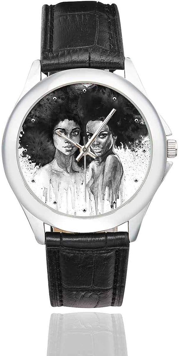 InterestPrint American History African Women Women's Low price Waterproof Jacksonville Mall