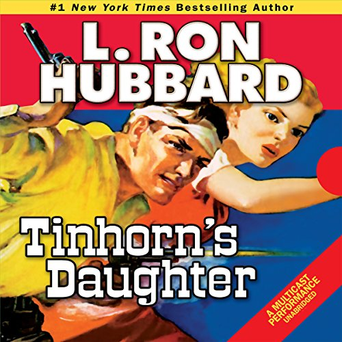 Tinhorn's Daughter audiobook cover art