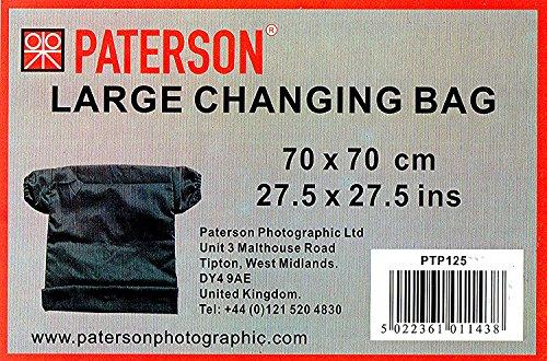 Paterson PTP 125 - Borsa per il cambio