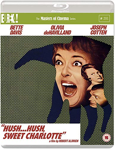 Hush...Hush, Sweet Charlotte (Masters of Cinema) Blu-ray