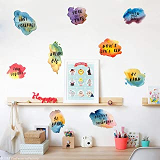 my thoughtful wall vinyl lettering wall art