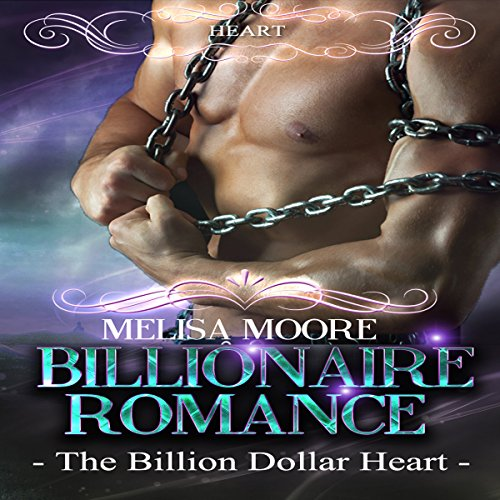 Billionaire Romance: The Billion Dollar Heart audiobook cover art