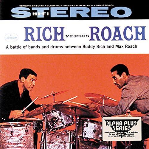 Buddy Rich Quintet & Max Roach Quintet