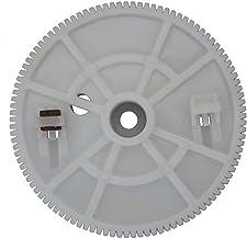 HLY_Autoparts Engranaje de reparación del Motor del limpiaparabrisas de la Ventana Trasera con imán para BMW X5 X3 Range Rover Mini Cooper
