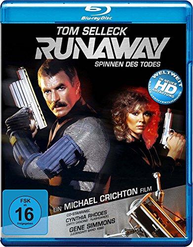 Runaway - Spinnen des Todes (Blu-ray)