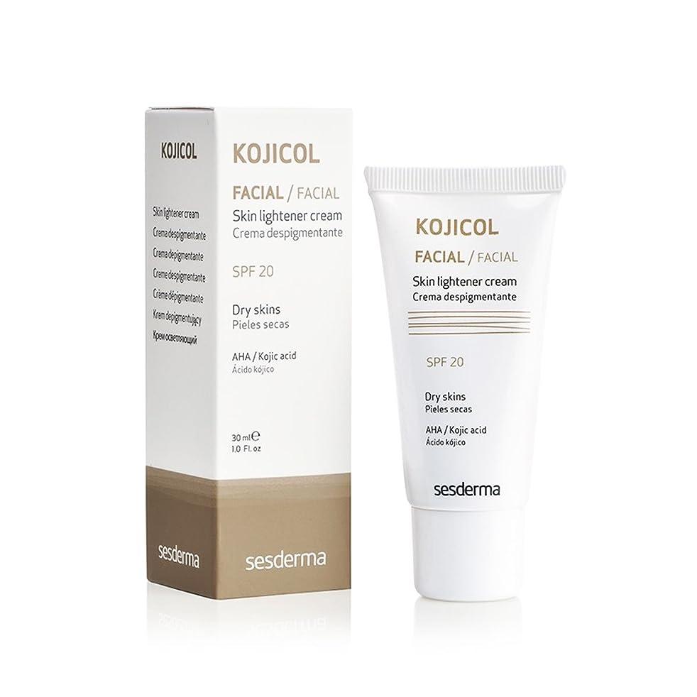 雲促進する傷つけるSesderma Kojicol Depigmenting Cream 30ml [並行輸入品]