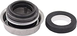 MOTOKU Water Pump Mechanical Seal for Honda CR125R CR250R CX650 ATC 250R TRX250R TRX250X Elite 150 Helix 250 Scooter