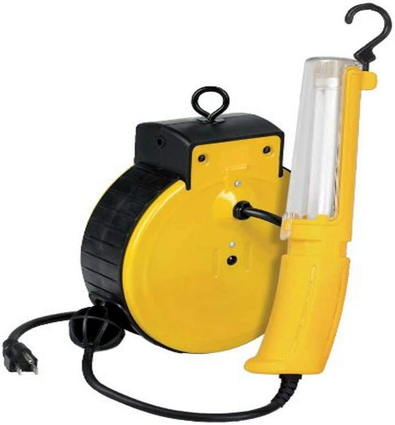 Alert Portland Mall Stamping 3230EF Fluorescent Yellow Max 82% OFF Light Work Portable
