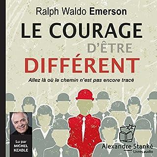 Couverture de Le courage d'être différent