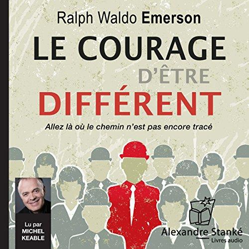 Le courage d'être différent cover art