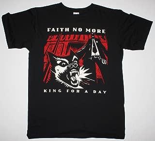 FAITH NO MORE KING FOR A DAY'95 MIKE PATTON MR.BUNGLE FANTOMAS T-Shirt