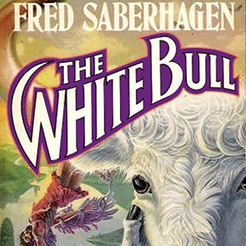 The White Bull audiobook cover art