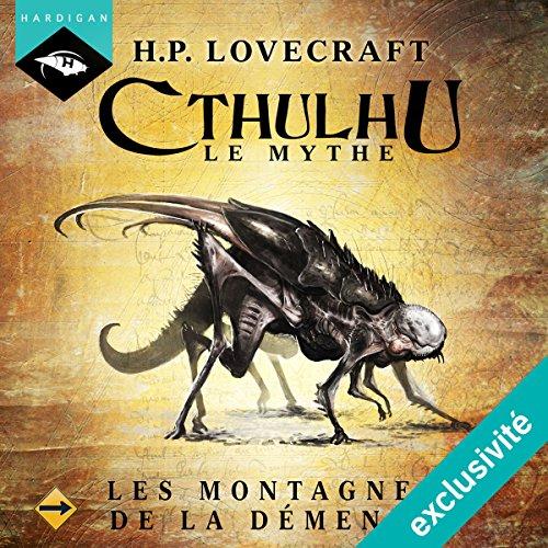 Les Montagnes de la démence (Cthulhu 2.4) audiobook cover art