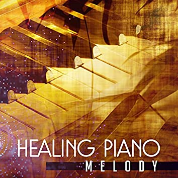 Healing Piano Melody: Zen Music for Deep Sleep, Mindfulness, Meditation, Relaxation Ambience, Nature Sound for Stress Relief