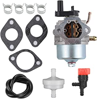 Anzac 801396 801233 801255 Carburetor for Toro CCR2450 CCR3650 Snowthrower R-TEK 2-Cycle Engines Briggs & Stratton 084132 084133 084233 084332
