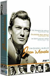 Coffret Jean Marais : Goubbiah mon amour / Le Saint prend l'affût / Les Amants de minuit