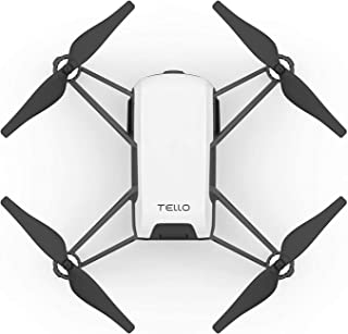 DJI Tello Nano Drone (White) | 5MP Camera | 720p Recording | Intel Processor | Up to 13 mins of Flight time