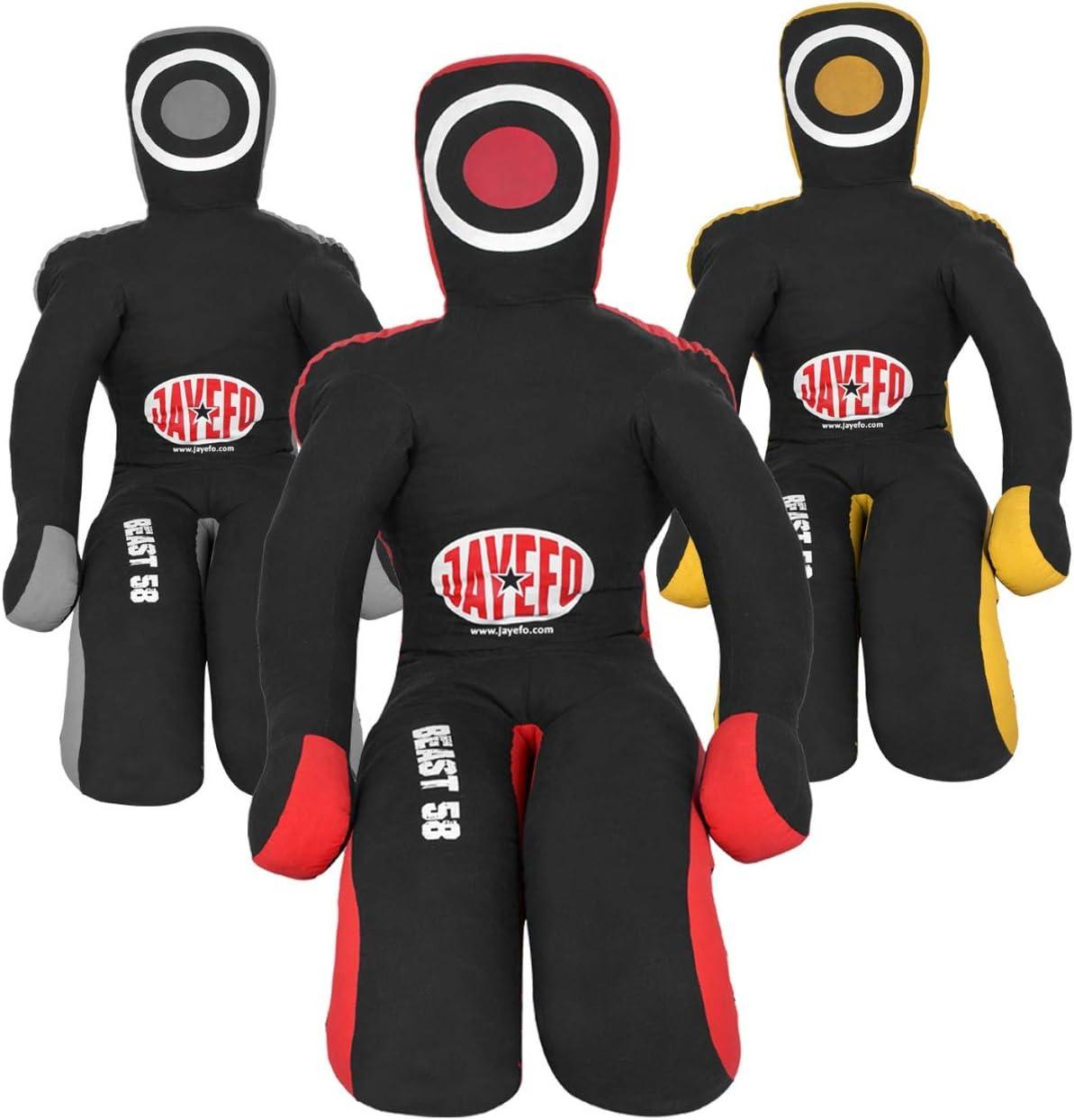 Jayefo Beast 58 BJJ Our shop OFFers the best service Brazilian JIU Wrestling for Jitsu Sacramento Mall Grap Dummy
