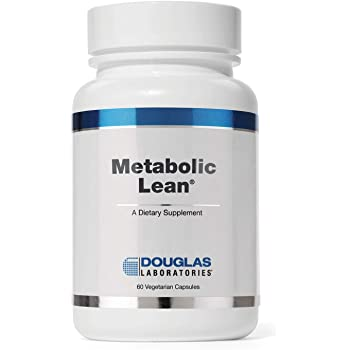 Douglas Laboratories - Metabolic Lean - Weight Management Formula to Support Proper Fat Metabolism - 60 Capsules