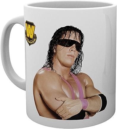 """Preisvergleich für WWE Bret """"Hitman"""" Hart Tasse Standard"""
