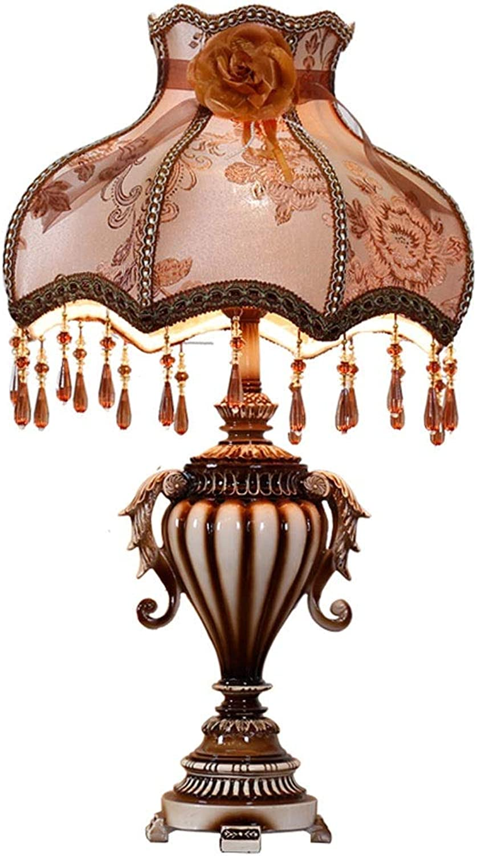 Kristall Antike Messing Traditionelle Klassische Tischlampe Europischen Tischlampe Nachttischlampe Wohnzimmer Dekoration Lampe