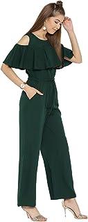 2d11cd77ab35b3 Amazon.in: L - Jumpsuits / Dresses & Jumpsuits: Clothing & Accessories