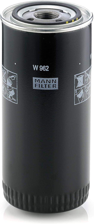 Original Mann Filter W 962 Schmierölwechselfilter Für Industrie Land Und Baumaschinen Auto