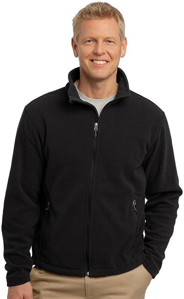 Port Authority Men's Soft Fleece Full Zip Jacket