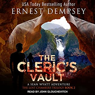 The Cleric's Vault cover art