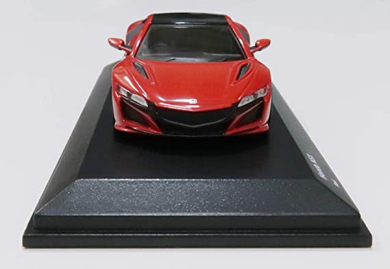 rhd Honda NSX Red With Black Top 1//64 Diecast Model Car by Kyosho KS07066A1 for sale online