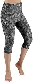 Yoga Pants Women's Calves Caprili Pants Sweat Tights Women's Fitness Yoga Gym High Waistings