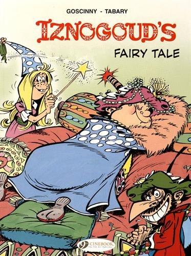 Iznogoud - tome 12 Iznogoud's Fairy Tale (12)