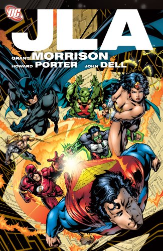 JLA (1997-2006) Vol. 1 (English Edition)
