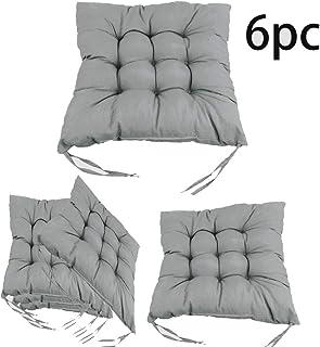 couleur orange canap/é Euronovit/à SRL Coussin de salon en coton lit pour maison taille 60/x 60/cm