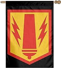 DSJKL KLSD US Army Veteran 41st Field Artillery Brigade Demonstration Parade Banner 27