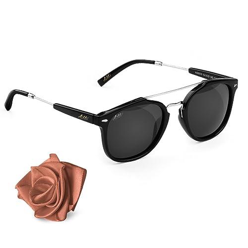 fe0adfe643d15 Aiblii Polarized Sunglasses for Women UV Protection
