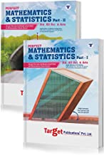 Std 12 Maths 1 and 2 Books | Science and Arts | Perfect Notes | HSC Maharashtra State Board | Based on Std 12th New Syllabus | Set of 2 Books