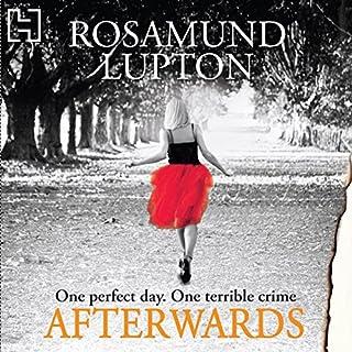 Afterwards audiobook cover art