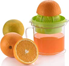 QS QUICK SILVER 2 in One Orange & Grapes Multi Use Juicer Small Size Makes It Suitable for Any Small Place (Multi Color)