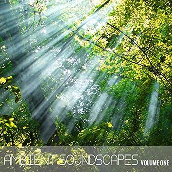 Ambient SoundScapes, Vol 1