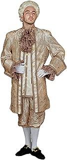 Louis XVI Colonial Antique Rose Bisque Costume