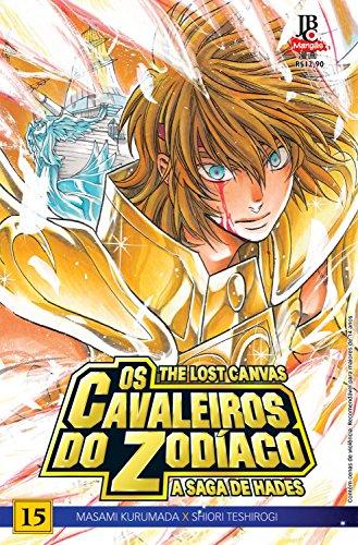Cavaleiros do Zodíaco (Saint Seiya) - The Lost Canvas: A Saga de Hades - Volume 15