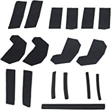 17 Piece Set Hard Top Removable Cover Seal Kit Foam Blocker Replacement for Jeep Wrangler 68026937AB