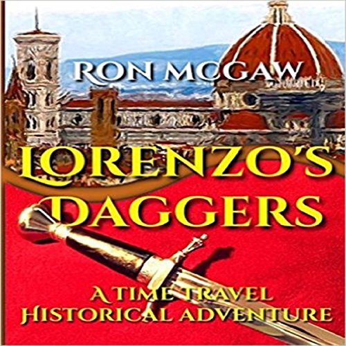 Lorenzo's Daggers audiobook cover art