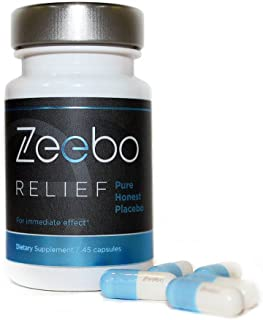 Zeebo – Honest Placebo Pills Designed to Help You Create a Safe Experience on Your Path to Well-being