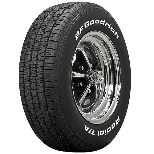 Raised White Letter Tires Amazon Com