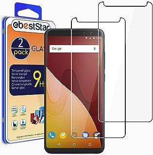 ebestStar - [2-pack kompatibel med Wiko View Prime pansarglas skyddsfolie glas, skyddsglas displayskydd, skärmskydd 9H här...