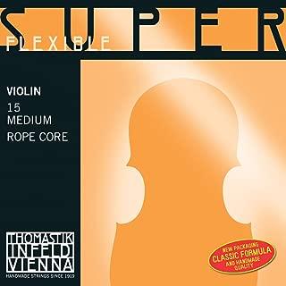 thomastik superflexible violin