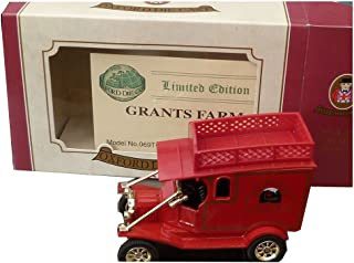 Oxford Limited Edition Die Cast Grants Farm Delivery Van [Toy]